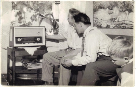 Reinon uusi radio v.1957.